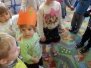 Krasnale - 12.04.2016 - Urodziny Róży, Kasi, Kai, Julki K. oraz Olka